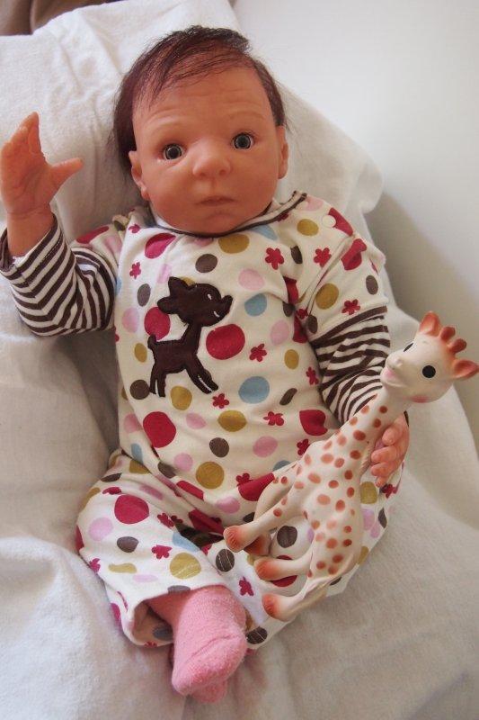 La petite Lilie est née! (adoptée par Justine)