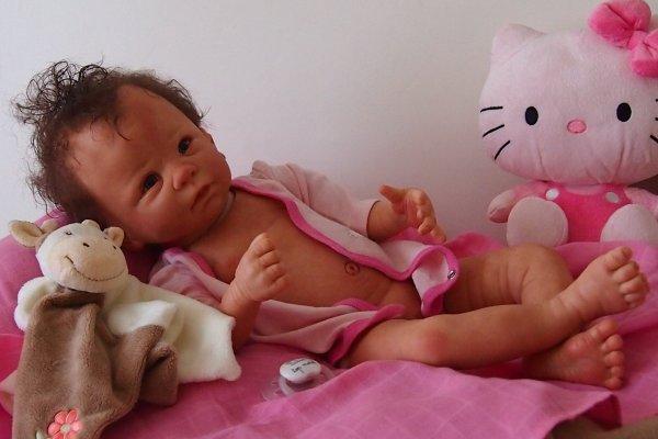 Petite Chloé (adoptée par Sabine)