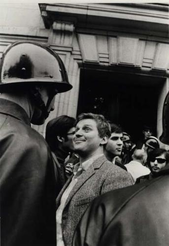 Daniel Cohn-Bendit : extrait d'un discours de mai 1968
