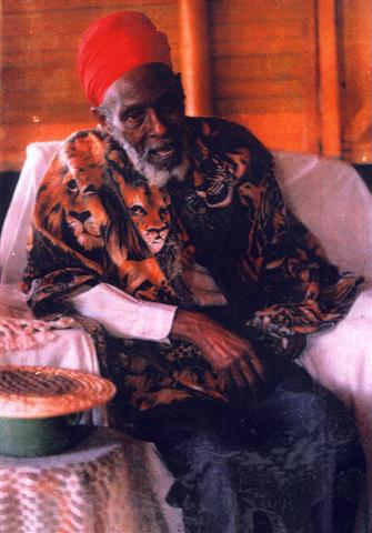 Biographie de Prince Emmanuel (patriarche des Bobo Ashanti)