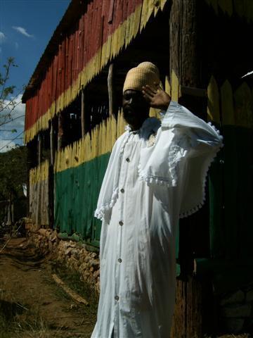 Ancienne sagesse rasta ethiopienne