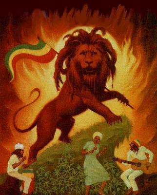 Le symbolisme du Lion dans le mouvement rasta