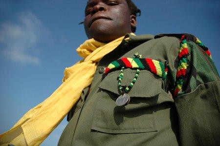 Les luttes armées du mouvement Rasta