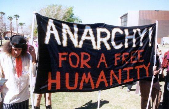 L'anarchie qu'est-ce-que c'est ??!!