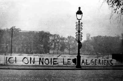 Répression du 17 octobre 1961 : pour nas pas oublier