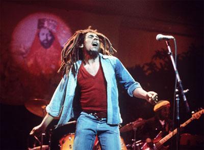 Bob Marley : 2 cd originaux et 1 live en téléchargement légal
