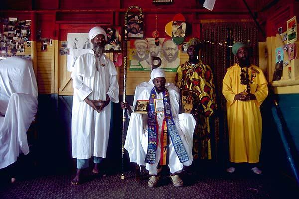 "Chartre de l'Ordre Rasta ""Bobo Ashanti"""
