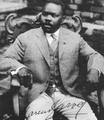 Marcus Garvey - Premier message aux Nègres du monde depuis la prison d'Atlanta