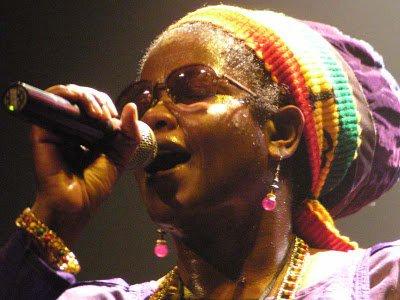 """""""Rasta"""" par des chanteurs de Reggae : partie 1"""