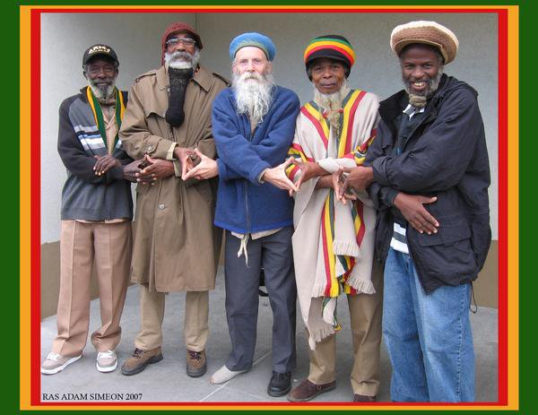 Paroles de Rastafari Elders