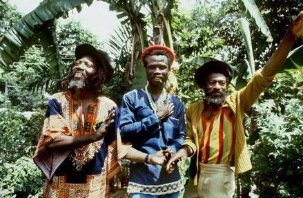 Abyssinians - Satta massa gana : Traduction française