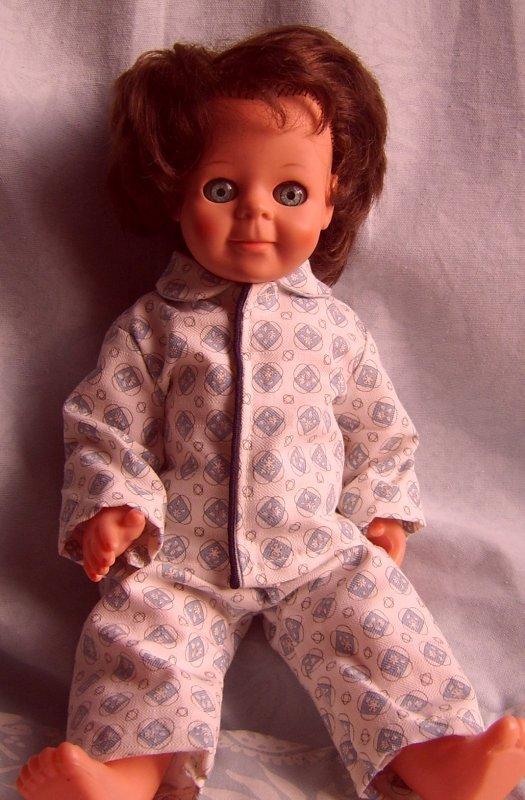 kit pyjama coton gratté JEAN MICHEL 1-87