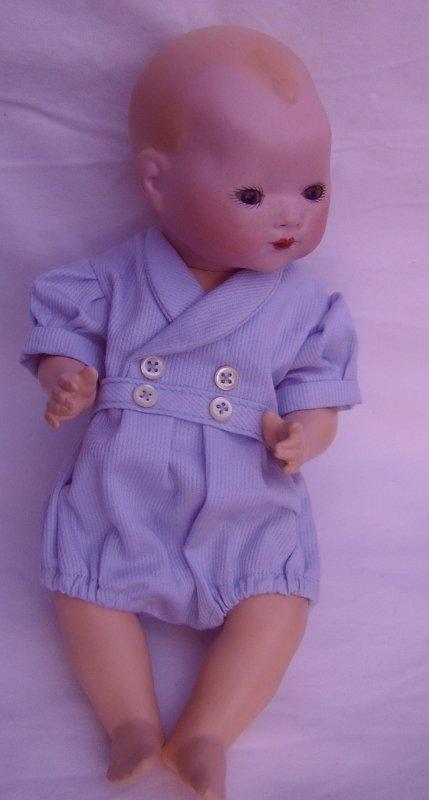 bambino ... sur le modèle de CHERUBIN 1954