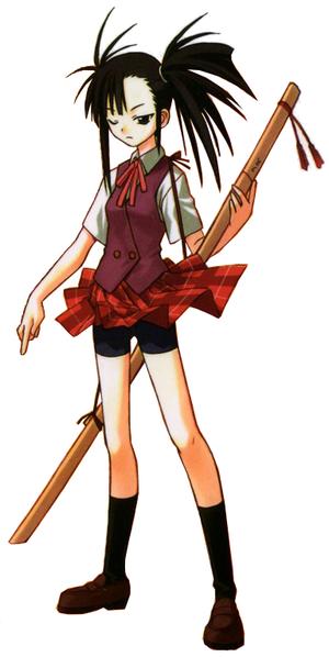 Setsuna Sakurazaki