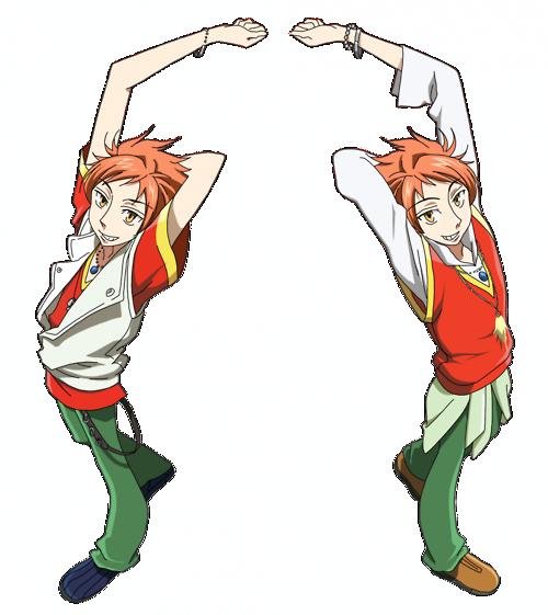 Hitachiin Kaoru / Hitachiin Hikaru