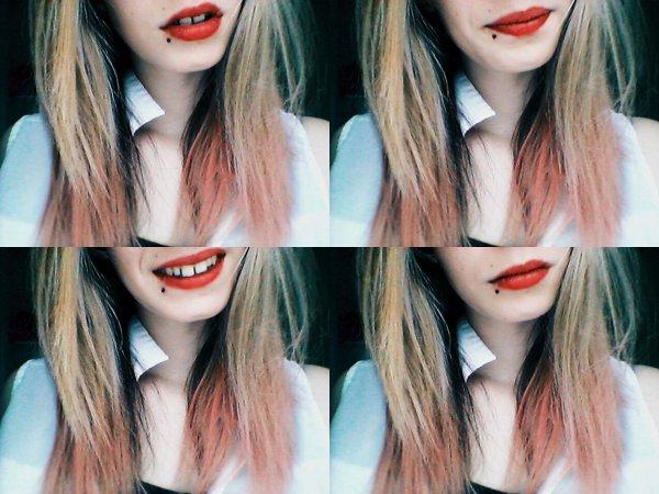 - Ne plus tombé amoureuse, ça fais bien trop mal.