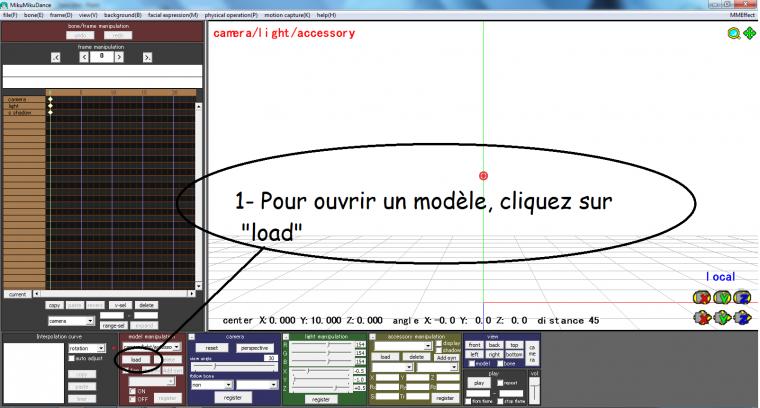 (MMD) Tuto n°1: Le modèle (le personnage)