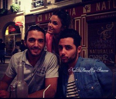 Thomas & Capucine + Alban