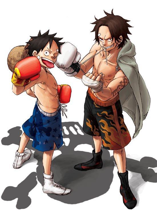 Boxeurs !