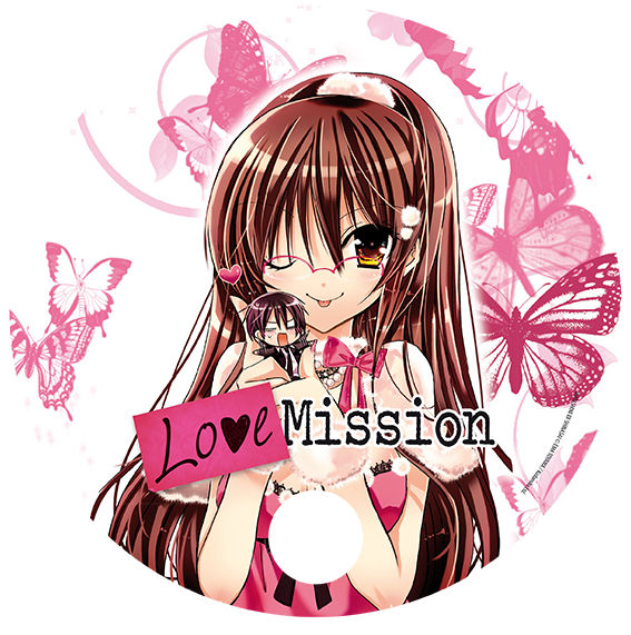 """Pause Photo """"Love Mission"""""""