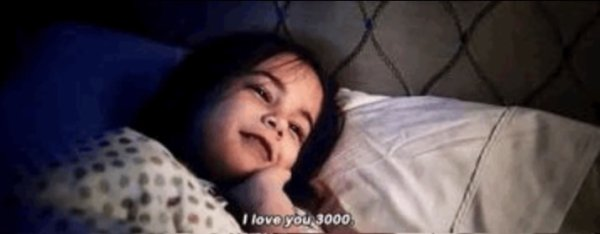 Je t'aime plus que trois fois mille