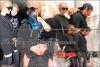>Ashlee & Bronx sortant d'une résidence de Beverly Hills le 17 octobre 2010 [la galerie]