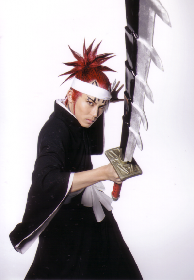 COSPLAYS DE  BLEACH
