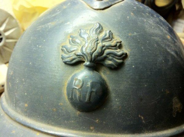 casque de poilu