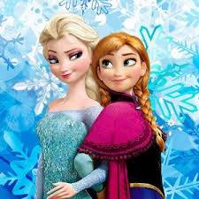Mon cover sur reine des neiges