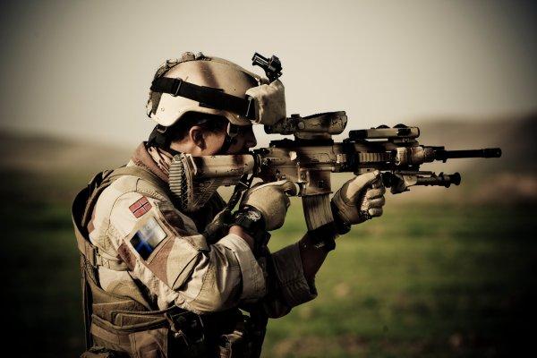 Le Soldat ...