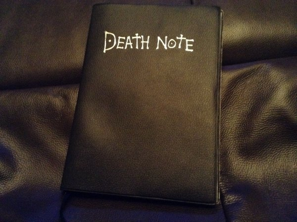 ~~~ Death Note ~~~ Rp ~~~