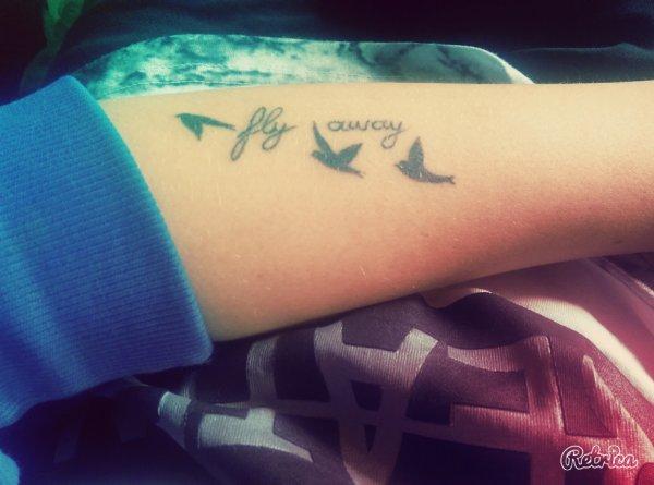 Mon Tattooooo !♥