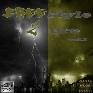 Freestyle 2 ure / K-Rat freestyle 2 ure (2012)