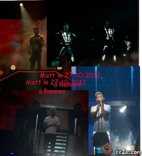 Matt à Rennes