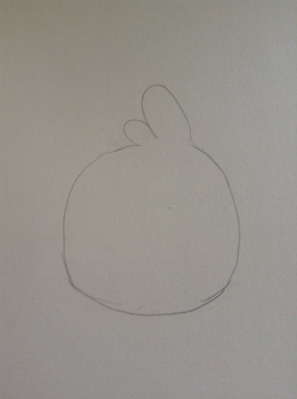 Comment dessiner un angry bird