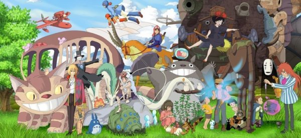 Films de Miyazaki