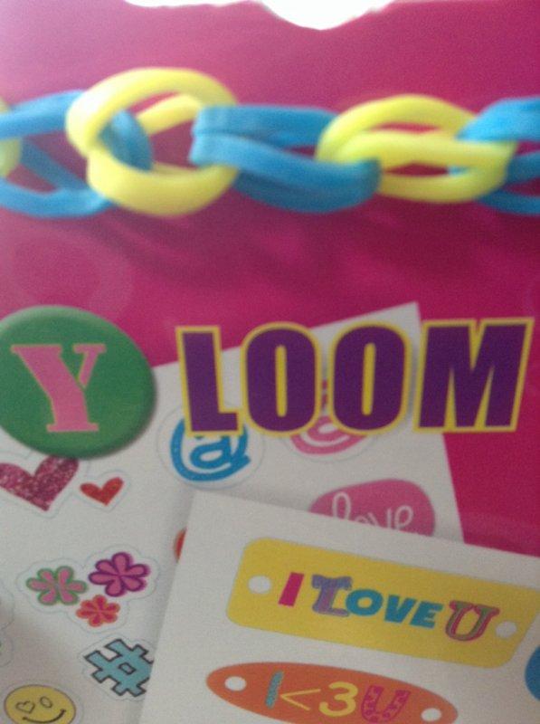 Bracelets Crazy Loom