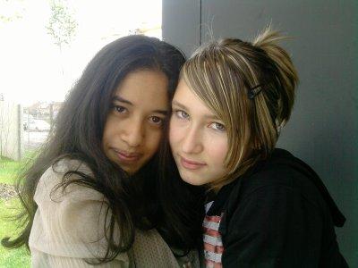 Miriam & moi <3