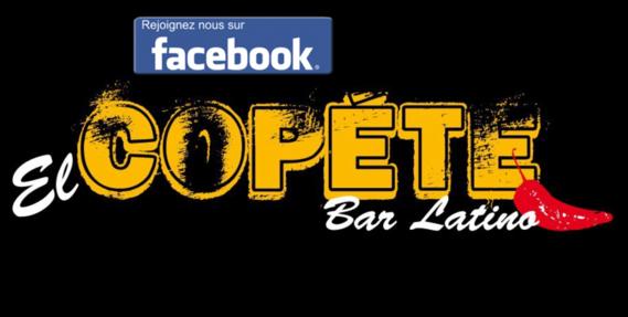 Retouvez EL COPETE sur Facebook