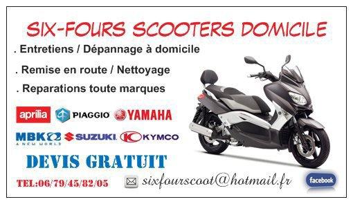 Voici Ma Carte De Visite 2013 Sixfours Scooters Domicile Download Image 510 X 295