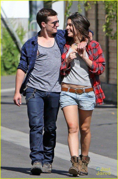Josh Hutcherson en couple : une nouvelle actrice rejoint ...