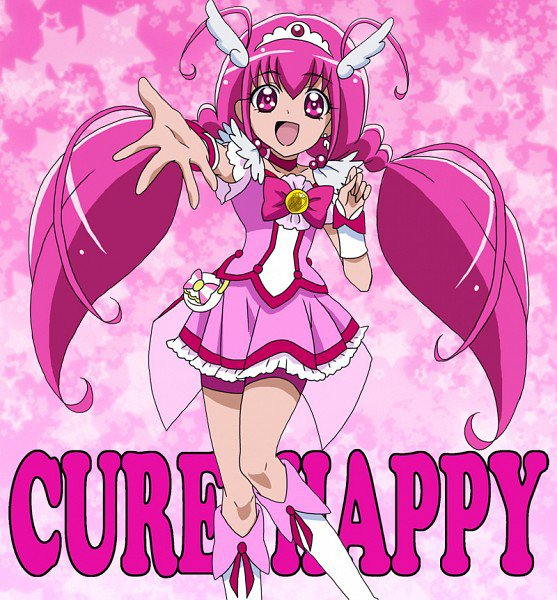 Smile Precure ♥Cure Happy Biographie ♥