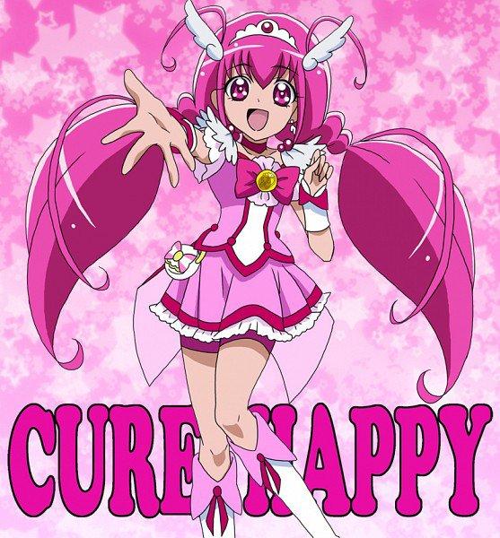 Smile Precure ♥Cure Happy Biographie ♥