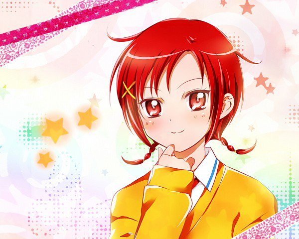 Smile Precure ♥Cure Sunny Biographie ♥