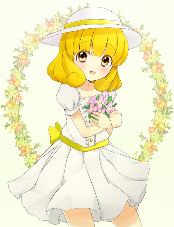 Smile Precure ♥Cure Peace Biographie ♥