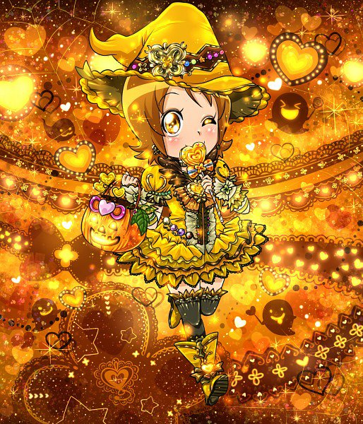 Happiness Charge Precure ♥ Cure Honey Biographie ♥