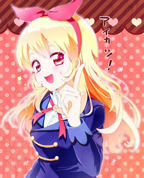 Aikatsu ♥ Ichigo Biographie ♥