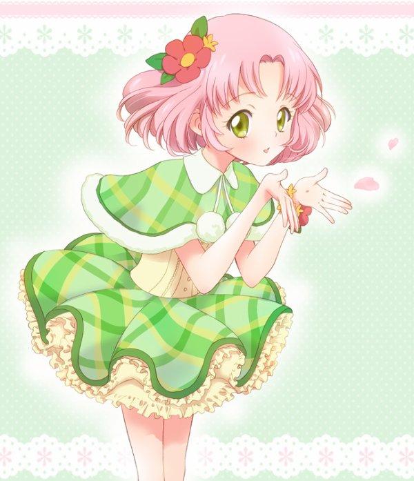 Aikatsu ♥ Sakura Biographie ♥