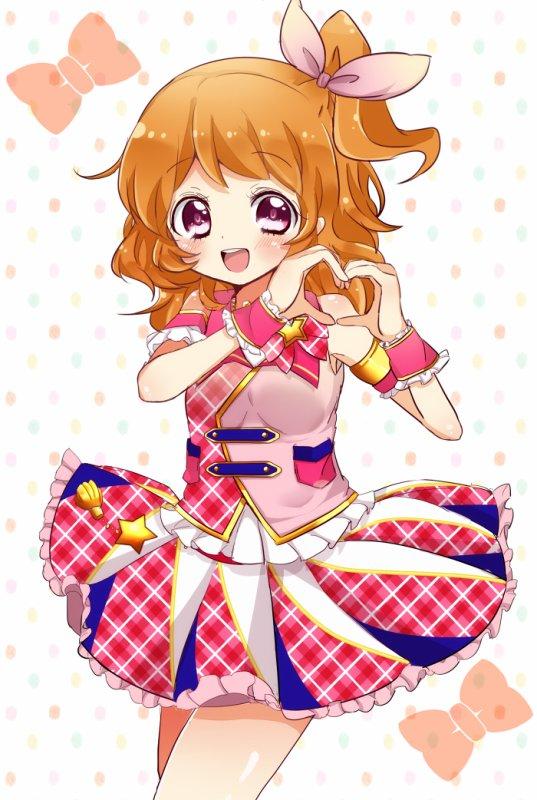 Aikatsu ♥ Akari Biographie ♥