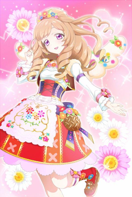Aikatsu ♥ Maria Biographie ♥